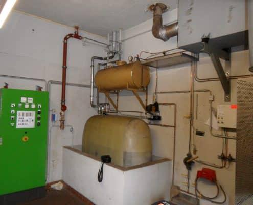 Galerie Tankschutz Vacha - Vermeidung von Ölhavarie