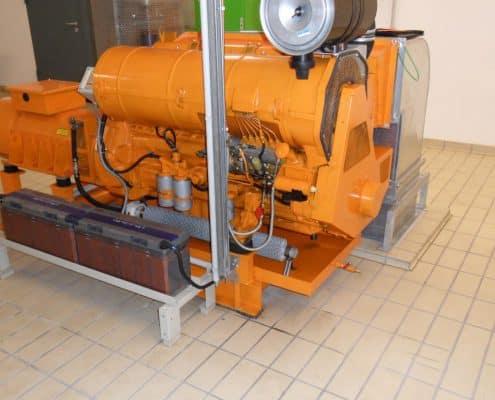 Galerie Tankschutz Vacha - Umweltschutz durch neue Tankanlagen