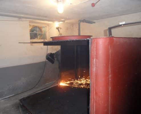 Galerie Tankschutz Vacha - Demontage und Entsorgung von Tankanlagen
