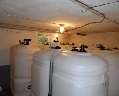Galerie Tankschutz Vacha - Tankbehälter