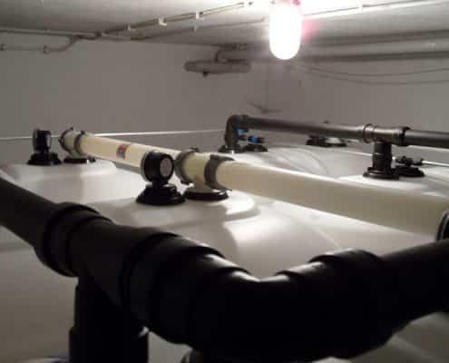 Galerie Tankschutz Vacha - Tankraumsanierung gemäß WHG