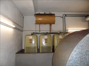 Galerie Tankschutz Vacha - Ölwannen und Tankanlagenwannen