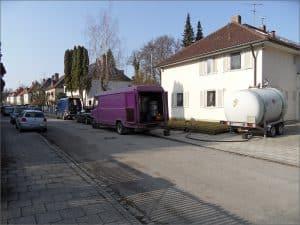 Tankschutz Vacha - Tankreinigung und Stillegung